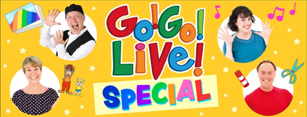 GO!GO!LIVE!SPECIAL画像